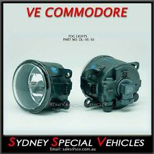 VE COMMODORE SS FOG / DRIVING / SPOT LIGHTS - PAIR TO FIT VE SS SV6 SSV CALAIS