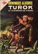 DOMINGOS ALEGRES TUROK Nº 436 AÑO 1959 NOVARO SPANISH COMIC