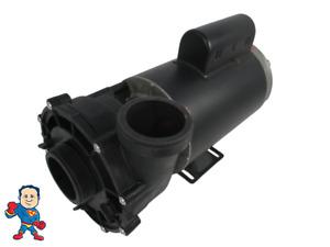 """LX Pump WUA300II Spa Hot Tub 56Fr Intertek 2"""" X 2 3HP 2 Speed 230V Video How To"""