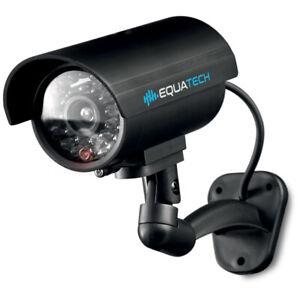 EQUATECH Dummy CCTV Camera