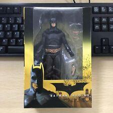 Neca Batman Begins Dark Knight Batman Pvc Action Figure New In Box 7''