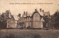 ETANG-sur-ARROUX - le château de Fougerette