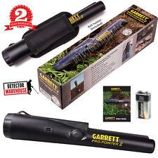 New Garrett Propointer Ii Metal Detector Holster9v Pro Pointer 2 Pinpointer Nib