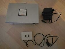 T-COM WLAN Router Speedport W700V + T-DSL Splitter