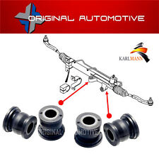 S'adapte SSANG YONG REXTON I II 2002-2012 Steering Gear Rack Bush Kit 4 pces