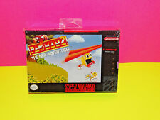 Pac-Man 2: The New Adventures Super Nintendo SNES Brand New