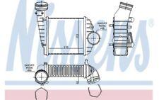 NISSENS Intercooler radiador admisión de aire 96469