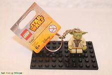 LEGO® STAR WARS™ Schlüsselanhänger 853449 Yoda™ - NEU & OVP -