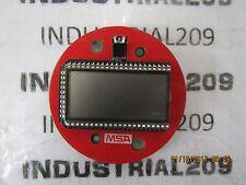 MSA DIGITAL DISPLAY CIRCUIT BOARD 813825 NEW