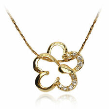 Yellow Gold Plated 41 - 45 Fashion Necklaces & Pendants