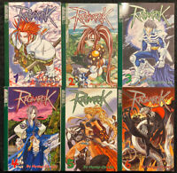 Ragnarok 1-6 Manga Manhwa 2, 3, 4, 5 Tokyopop Action OOP