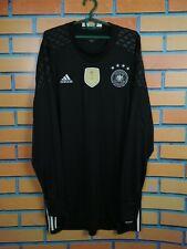 Germany Jersey 2016 Goalkeeper XXL Shirt Mens Football Soccer Adidas AA0126