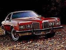 1977 Pontiac Trans Am black gold pond, 24 x 36 Inch Poster, formula, 6.6 engine