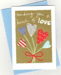 Hallmark Sending you a bunch of Love