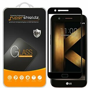 (2 Pack) Supershieldz for LG K20 Plus Tempered Glass Screen Protector, (Full