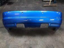 Bmw E46 M3 Rear Bumper / Diffuser / Carbon Crash Bar / Genuine