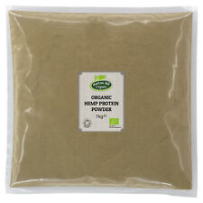 Organique Hemp Protéine Poudre 1 kg Certified Organic