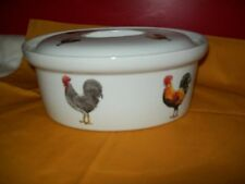 BIA ROOSTER COVERED CASSEROLE