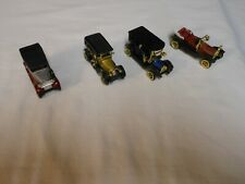 Vintage Model Scale Car1914 Prince Henry #306 Hong Kong Plus 3 More