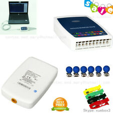 CONTEC ECG Workstation System,Portable 12-lead Resting PC based EKG Machine NEW