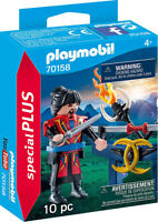 Playmobil Special Plus Warrior 70158 (for Kids 4 and up)