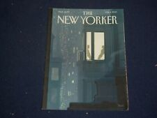 2019 FEBRUARY 11 THE NEW YORKER MAGAZINE - ILLUSTRATED COVER - NY 2318