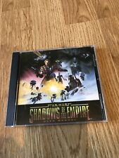 Star Wars Shadows Of The Empire PC CD Rom LucasArts Nice Disk ST1 #1