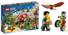 LEGO 60202 PEOPLE PACK OUTDOOR ADVENTURE CITY ***FREE POSTAGE***