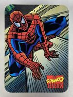 Spider-Man Marvel Comics Tin Stash Box 1994 Nabisco Collector's Limited Edition