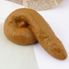Prank Fake Poop Turd Crap Poo Gross Joke Dirty Trick Novelty Human Fun Pooper NL