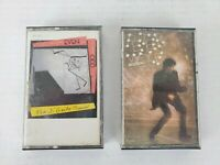 Lot of 2 Audio Cassettes of Classic Rock from The J. Geils Band and Peter Wolf