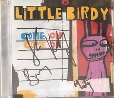 Come On Come On [Single] by Little Birdy (CD, Sep-2006, Eleven) Signed Slick