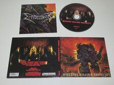 DISMEMBER/MASSIVE KILLING CAPACITY(REGAIN RECORDS RR 064) CD ALBUM DIGIPAK