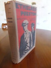 Francis Finn  Ethelred Preston ou les aventures d'un nouveau venu  1929