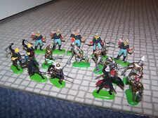 Collection of Britains 1:32 Scale Deetail Soldiers,