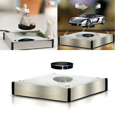 360 Degrees LED Rotating Magnetic Floating Plateform Show Display Shelf Set