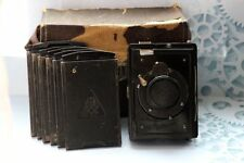 TURIST Tourist F=10,5 cm lens Industar7 GOMZ USSR photo CAMERA