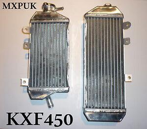 KX450 2019 RADIATORS MXPUK PERFORMANCE RADS KXF 450 RADIATOR KX450F 19 (055)