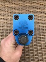 Blue Tuf Neck Stem Old School BMX Rare Hutch Haro SE Ripper
