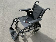 """Invacare Action 2 Attended Propelled Manual Wheelchair - 16.5"""" x 16.5"""""""