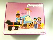 Playmobil 5550 - Victorian Organ Grinder - Vintage Nos unopened - West Germany