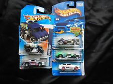 Nip Lot 5 Hot Wheels All Terrain Swat Corolla Altered State City Works Mustang