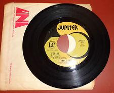 France Gall Jupiter 45 record L'Orage Homme Tout Petit