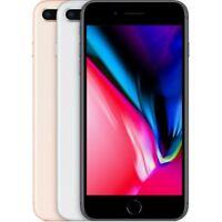 APPLE IPHONE 8 PLUS 64GB IOS SMARTPHONE HANDY OHNE VERTRAG RETINA A11 BIONIC 4K