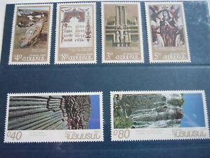 Armenia - Year Set 1993 MNH** incl.Sheet of Stamps