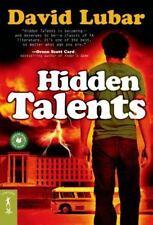 Hidden Talents Lubar, David Paperback