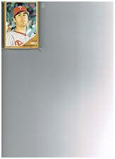 2011 Heritage Baseball PHILADELPHIA PHILLIES TEAM SET (17) BASE CARDS