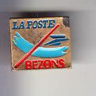 RARE PINS PIN'S .. PTT LA POSTE AGENCE BUREAU BEZONS 95 EM ~BS