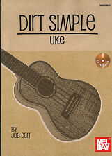 Dirt Simple Uke (with CD)