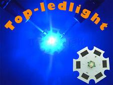 1W 3W Cree XPE XP-E Royal Blue 450nm~465nm LED Light 3.2V-3.6V 350-1000MA 10pcs